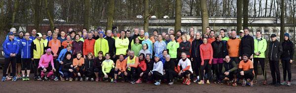 Der LC Duisburg Marathonkurs - Unser Weg zum (ersten) Marathon