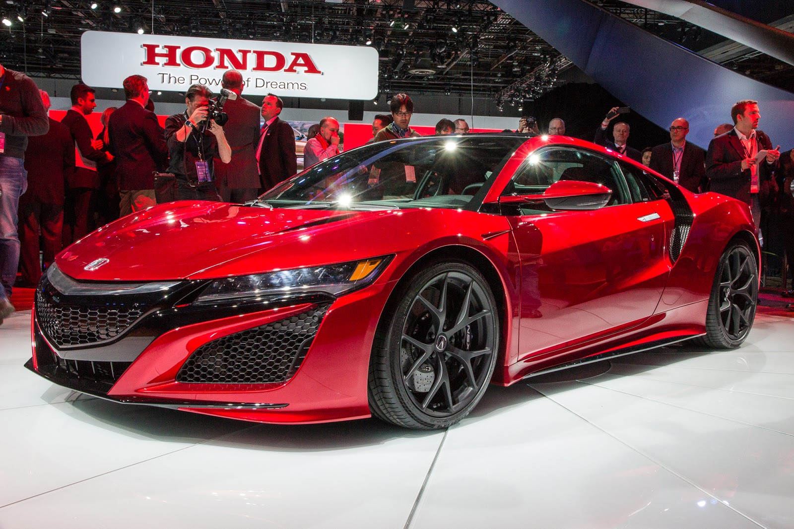 2017 Acura NSX   Future Sports Cars, Best Future Cars, New Cars For 2017