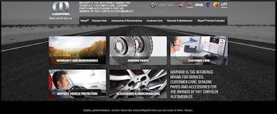 Νέα ιστοσελίδα After Sales (Mopar Owner Center) και χειμερινή προσφορά ελέγχου «Winter Check Up»