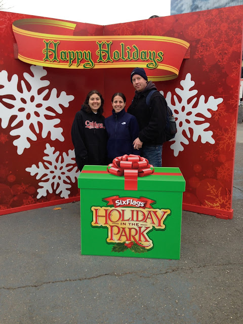 six flags great adventure holiday in the park