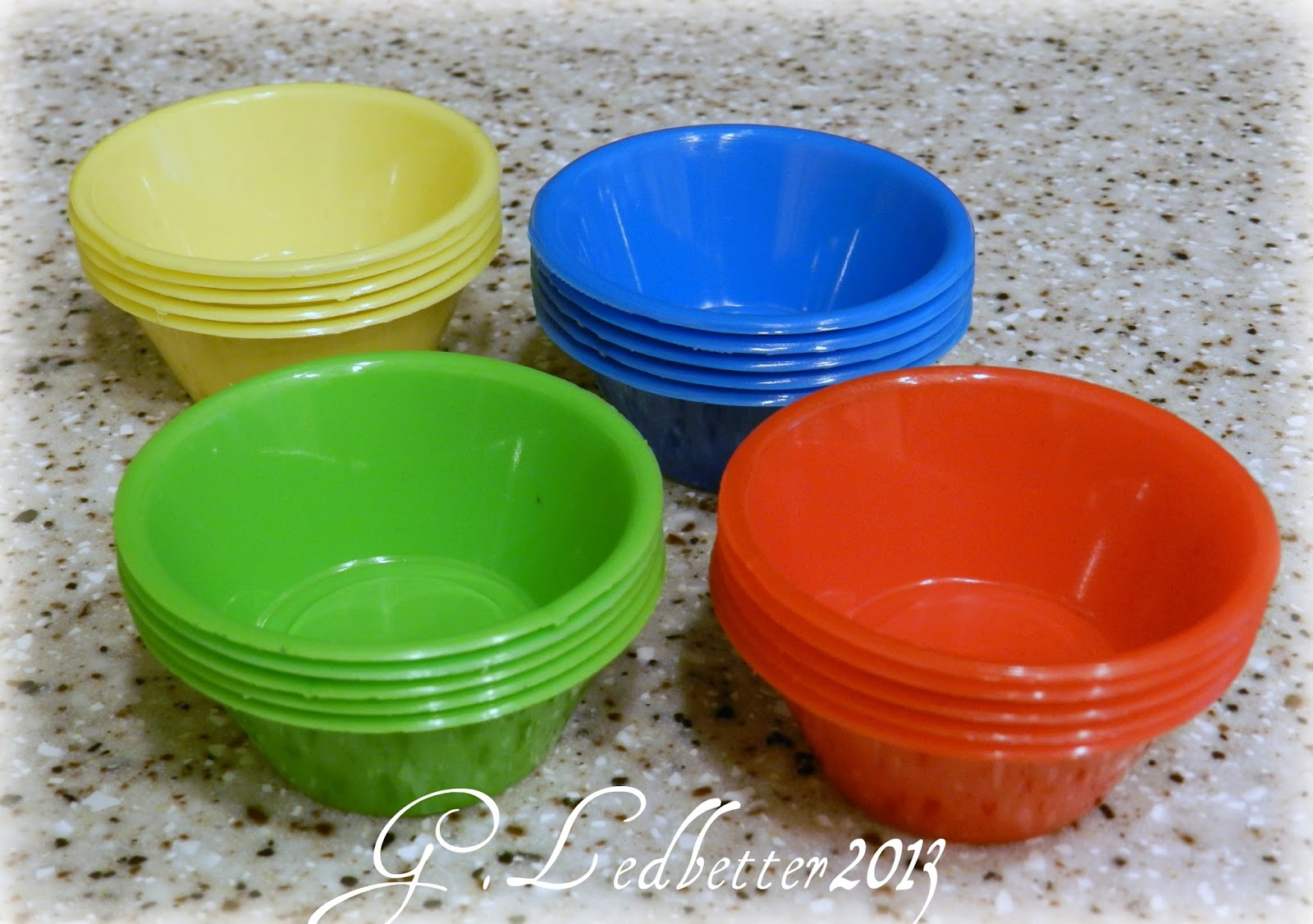 Puto Molds Plastic Steaming Cup Moulds My Little Chef