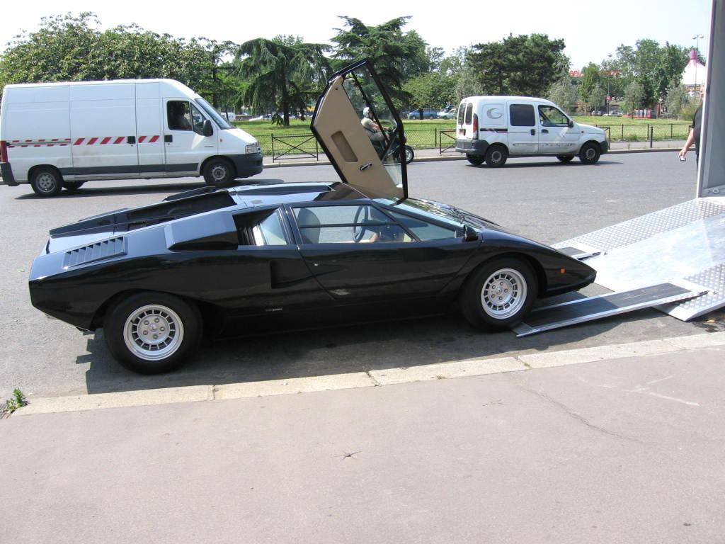 Luxury Lamborghini Cars Lamborghini Countach Lp400
