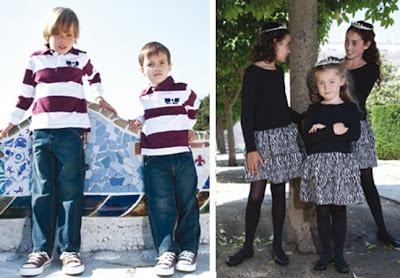 EPK OLÉ OTOÑO INVIERNO INFANTIL 2012 ESPAÑA
