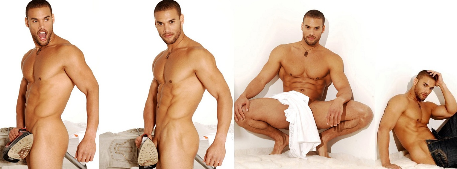 from Reid marcus patrick naked cock