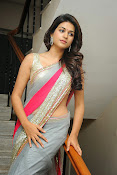 Shraddha das Latest Photos in Saree-thumbnail-18