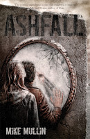 book cover of Ashfall by Mike Mullin published by Tanglewood
