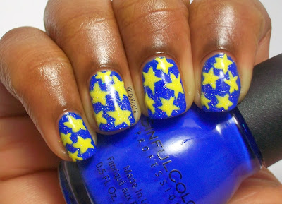 cute-star-nails