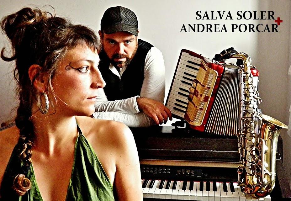 SALVA SOLER + ANDREA PORCAR