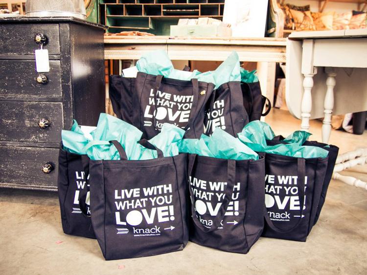 Knack Studios Tote Bag
