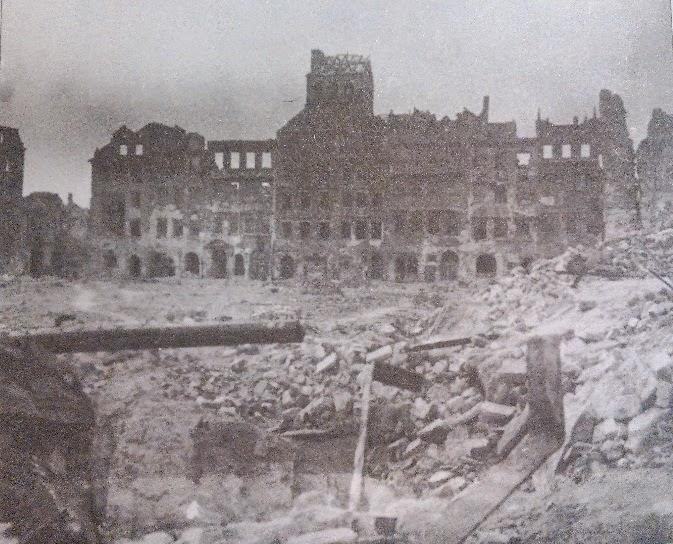 Warszawa w ruinach