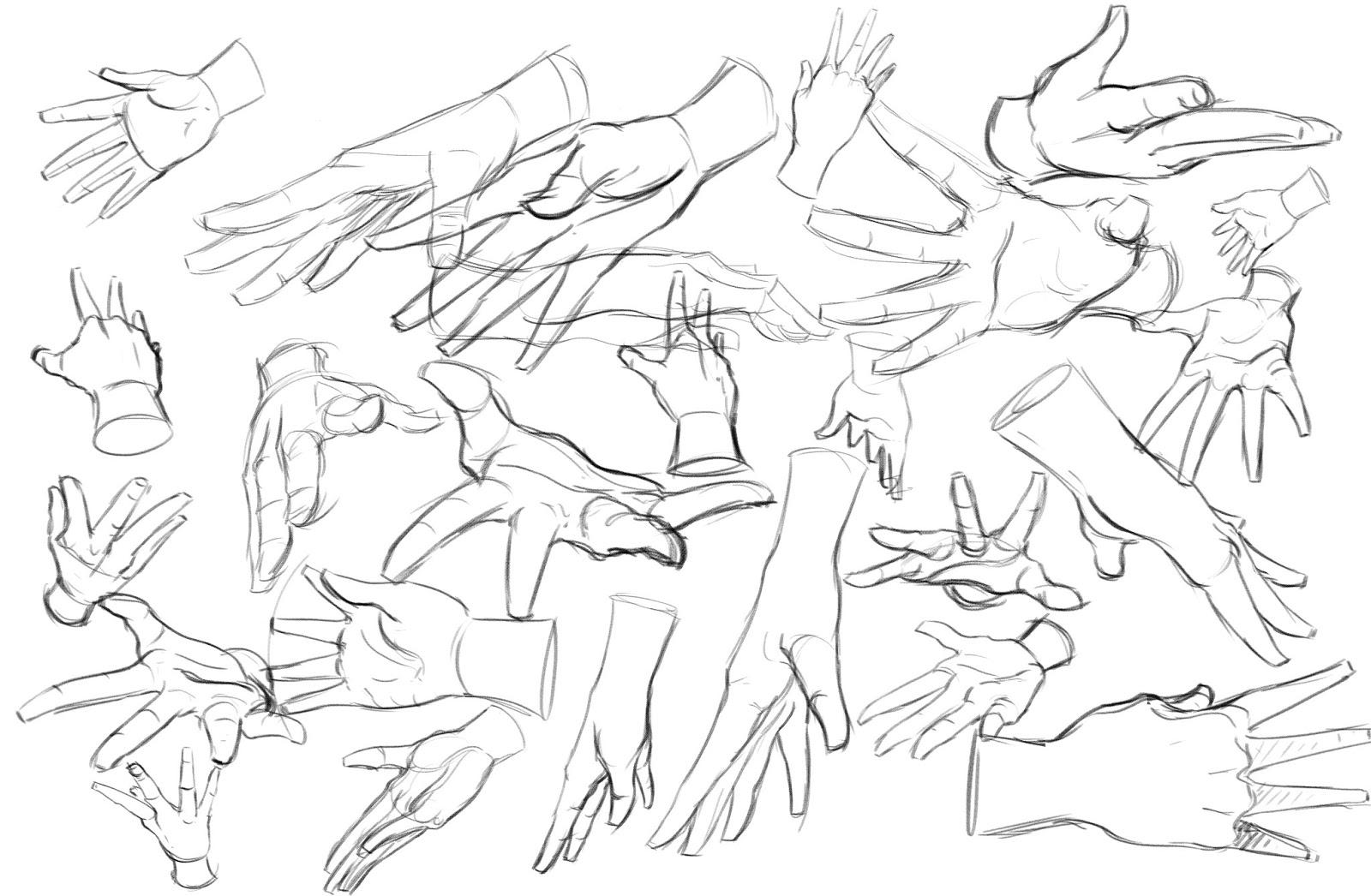 AHRT BLÜG: Anatomy Tuesday: Hands
