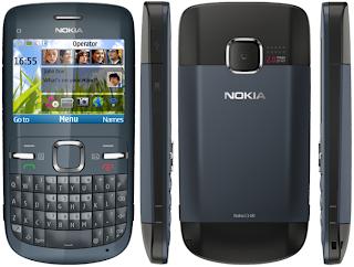 Harga Dan Spesifikasi Nokia C3
