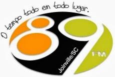 Rádio 89 FM da Cidade de Joinville ao vivo, transmissão dos jogos do JEC