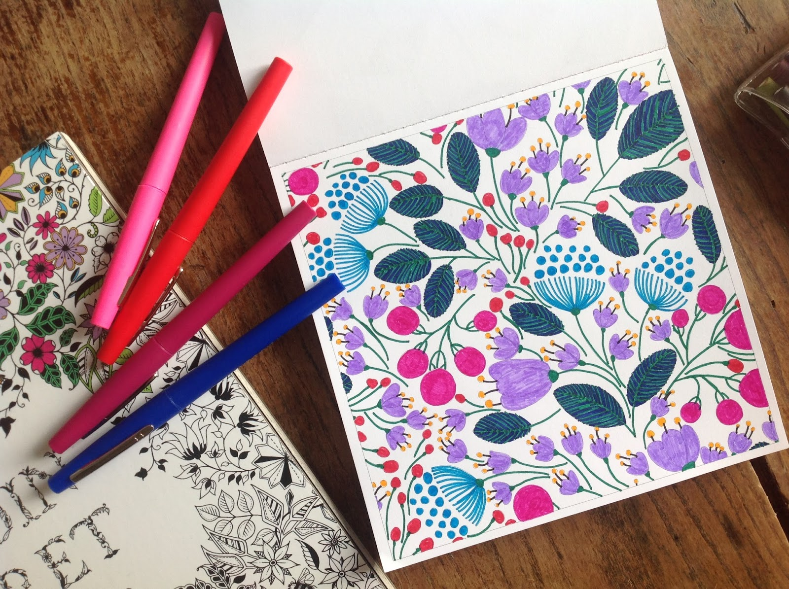 coloriage anti stress 2015