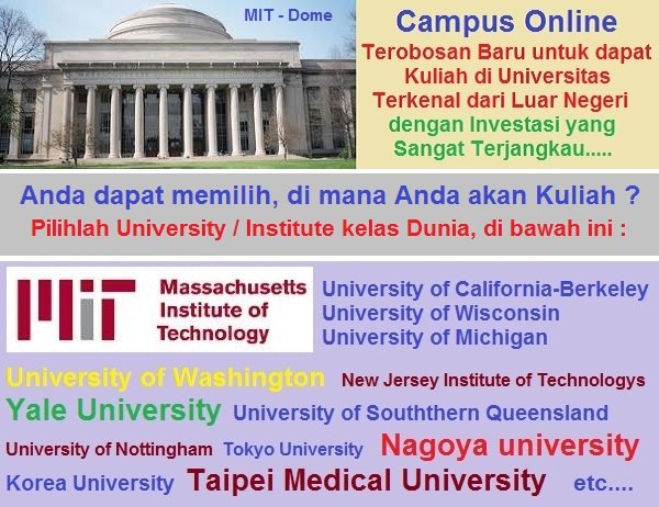 Campus Online 21 ~ Unlimited Learning ~
