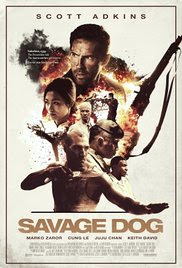 Savage Dog (2017) BluRay