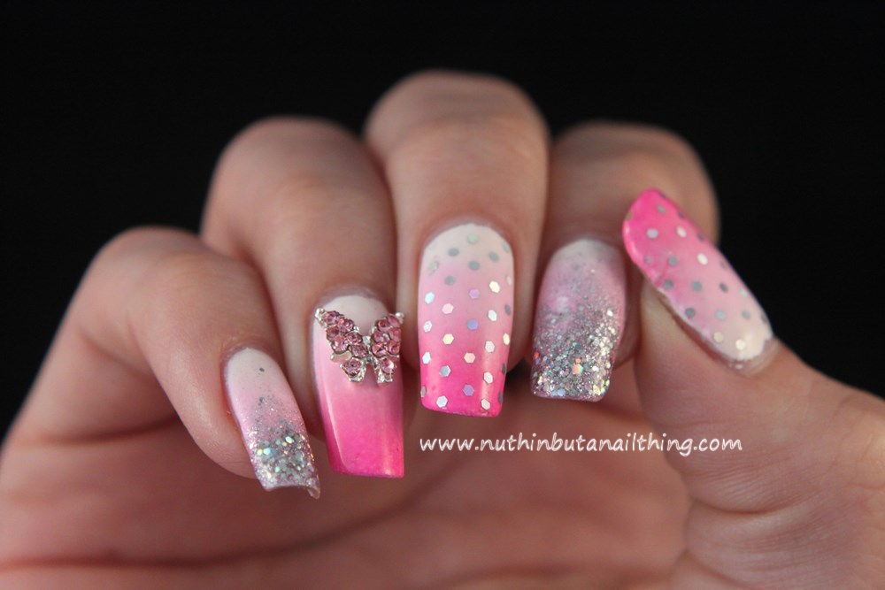 nuthin\' but a nail thing: Original Sugar 3D Nail Art
