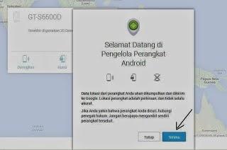Cara Lacak Posisi Pacar Lewat HP Android