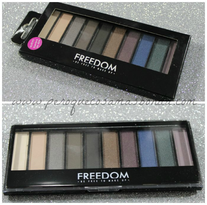 Paleta Freedom Make Up