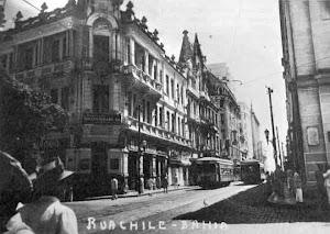 RUA CHILE EM 1950