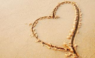 صورة قلب عيد الحب