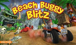 Screenshots of the Beach Buggy Blitz for Android tablet, phone.