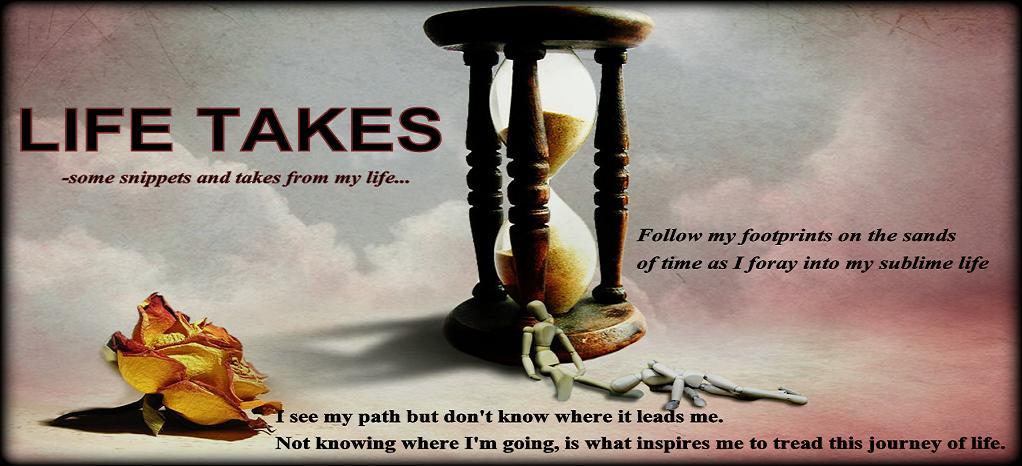 Life Takes