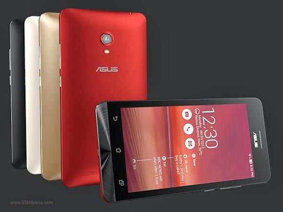 Asus Zenfone produk terbaru dari ASUS