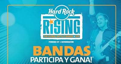 hard rock bandas emergentes 2013