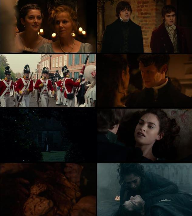 Pride And Prejudice And Zombies 2016 720p BluRay Download