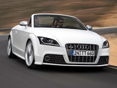 2009 Audi TTS Roadster Review