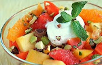 Ensalada de frutas y verduras