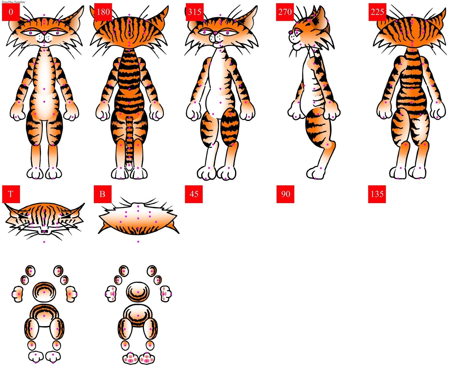 Crazytalk animator character pack - goblins