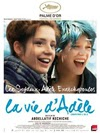 Poster original de La vida de Adèle