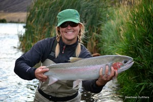 Photo Credit - Steelhead Outfitters: Marni Sickles