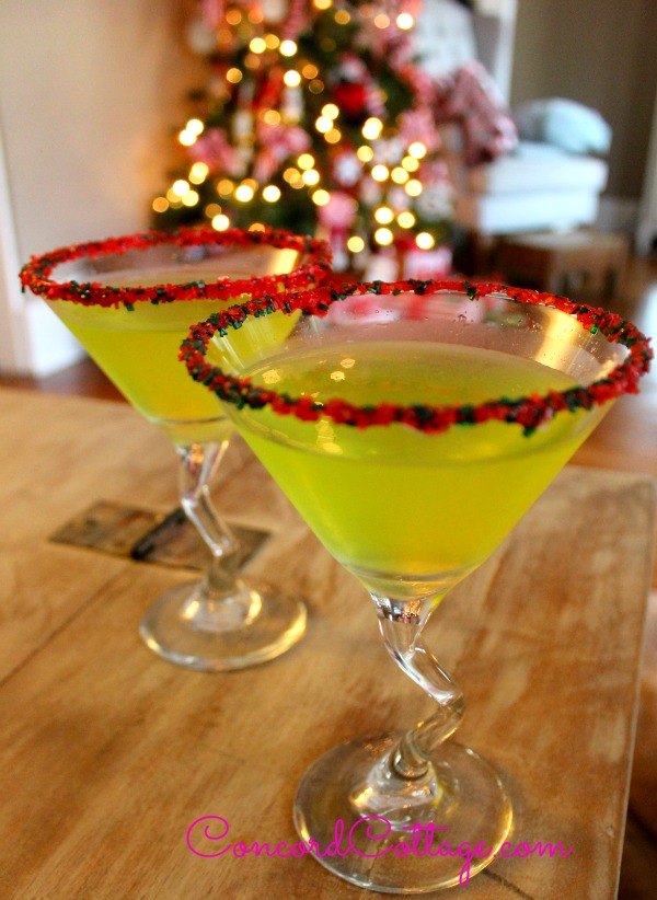 Concord Cottage-Elf Cocktail-Treasure Hunt Thursday- From My Front Porch To Yours