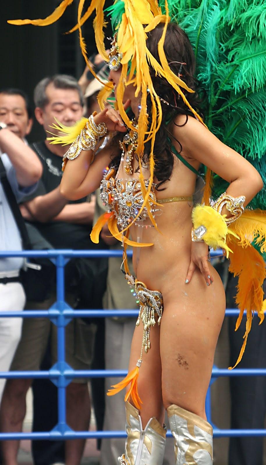 Asakusa, Tokyo Japan, Asakusa Samba Carnival 2006 - With Service