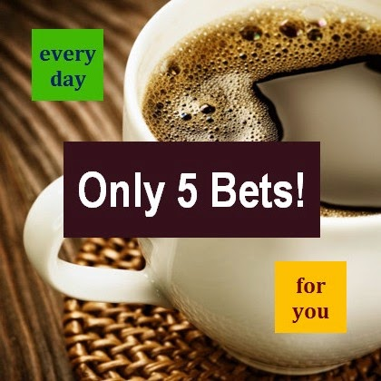 only-5-bets-for-you