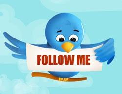 Quem quiser seguir no twitter