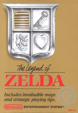 The Legend of Zelda 1 y 2 Adventure of Link - Nes [ESP][4S]