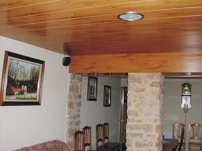 Cerrajeria ramajo techos forrados de lamas de aluminio - Techo de aluminio ...