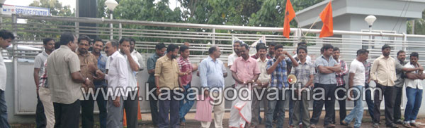 Anangoor, Strike, Worker, Kasaragod, Kerala, Kerala News, International News, National News, Gulf News,