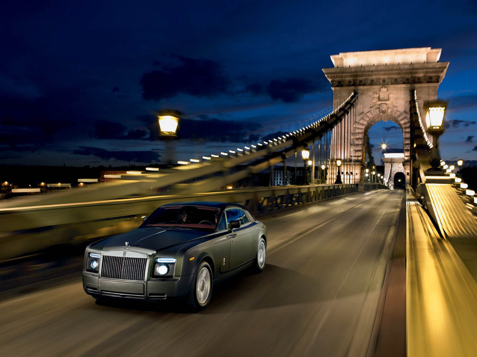 Rolls Royce Phantom Coupe Car Wallpapers