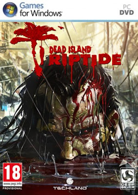 Dead Island: Riptide PC Cover