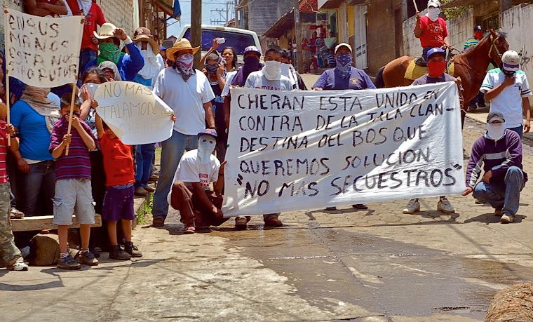 BARRICADAS DE CHERÁN
