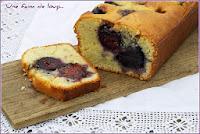 En ce moment dans ma cuisine...Cake aux figues et aux amandes