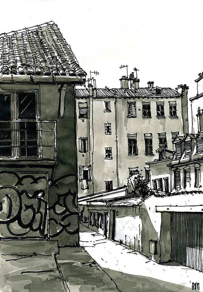 09-Passage-Lamure-Lyon-France-Bruno-Mollière-Architectural-Street-Drawings-and-Sketches-www-designstack-co