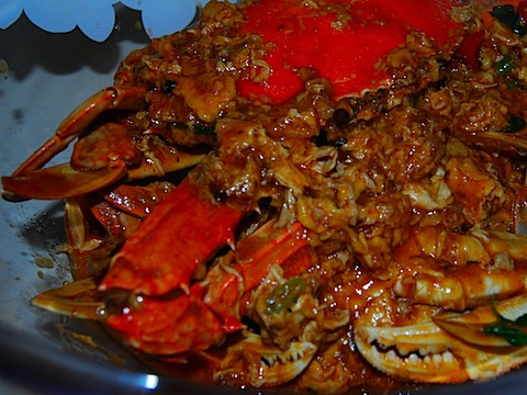 how to make crab curry in sri lankan style
