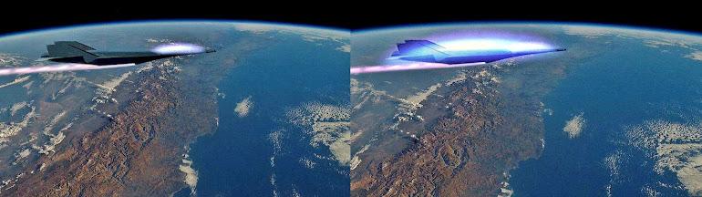 1)Красный Дракон со своим Воинством Зла сейчас на Земле, от орбитальных высот и стратосферы до морских глубин.