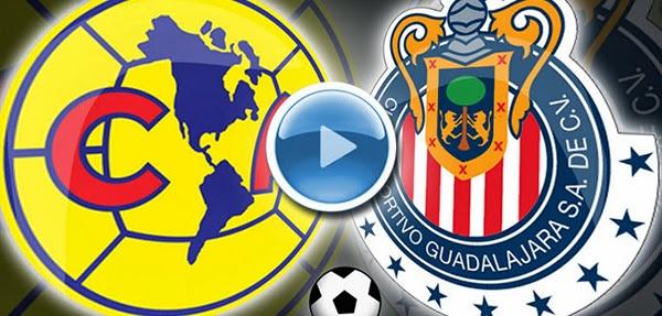 Chivas Guadalajara vs América En Vivo
